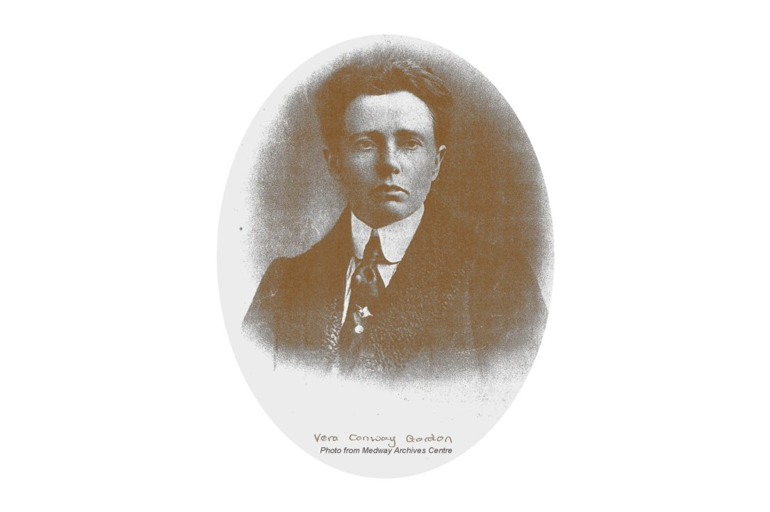 Vera Conway Gordon(1874-1955)